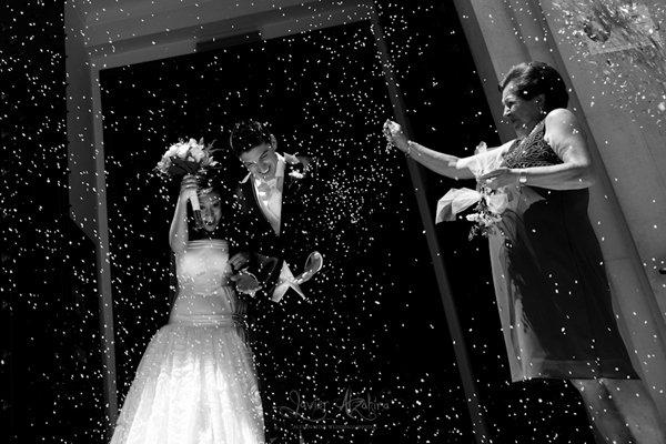 ... de las bodas foto javier alzahira pétalos de rosas sin duda alguna