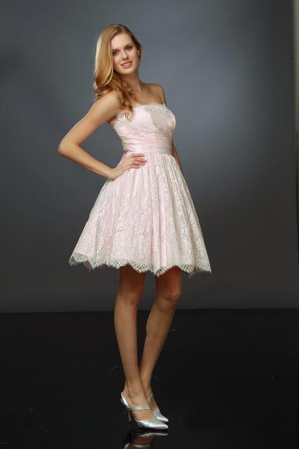 Vestidos de Novia Cortos (16)