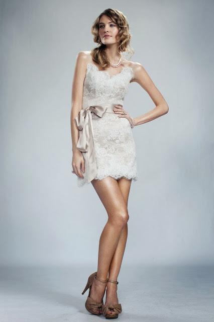 Vestidos de Novia Cortos (7)