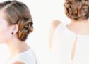 Peinados de Novia – Trenza Francesa