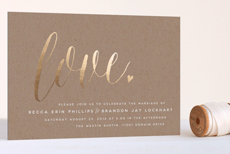 Invitación-de-boda-caligrafia-dorada